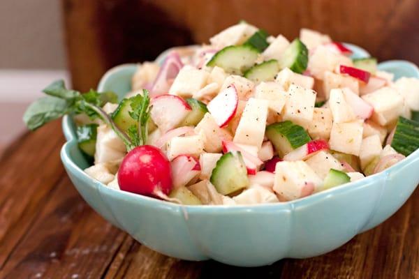 Jícama-Salad