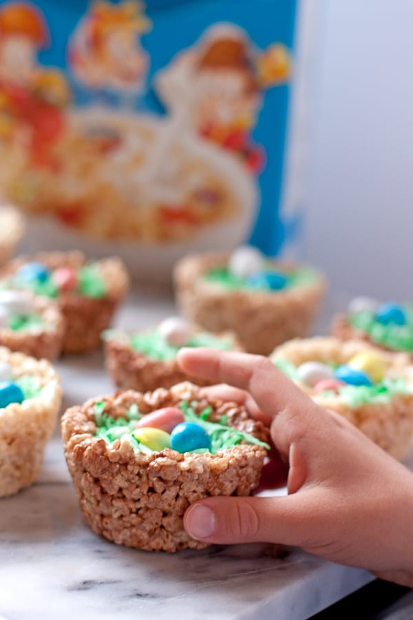Rice-Krispies-Easter-project