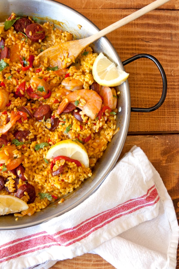 easy-paella