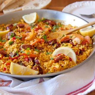 easy-seafood-paella