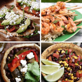 Mexican Dinners Under 500 Calories