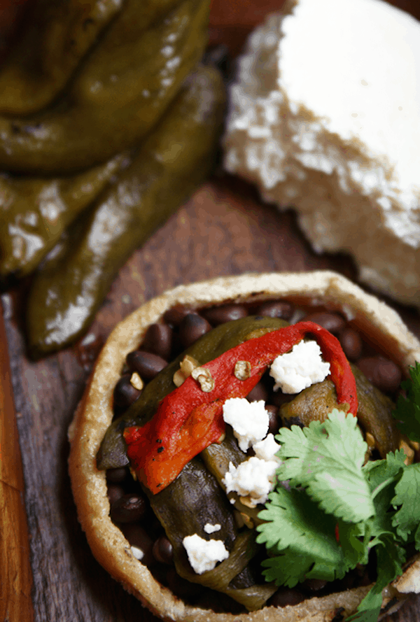 sopes-masa-black-beans-2