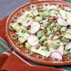 Avocado-and-Jicama-Salad