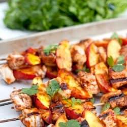 Spiced-Pork-and-Peach-Kabobs