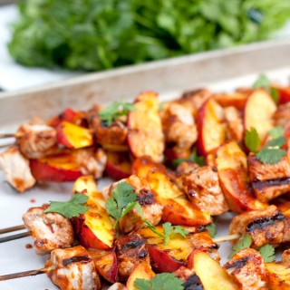 Spiced-Pork-and-Peach-Kabobs