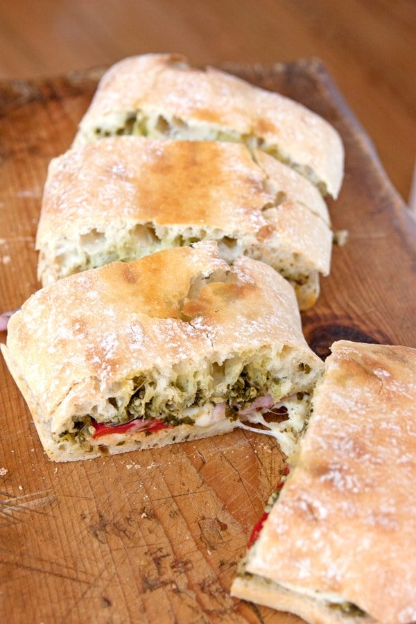 ham-and-pesto-panini