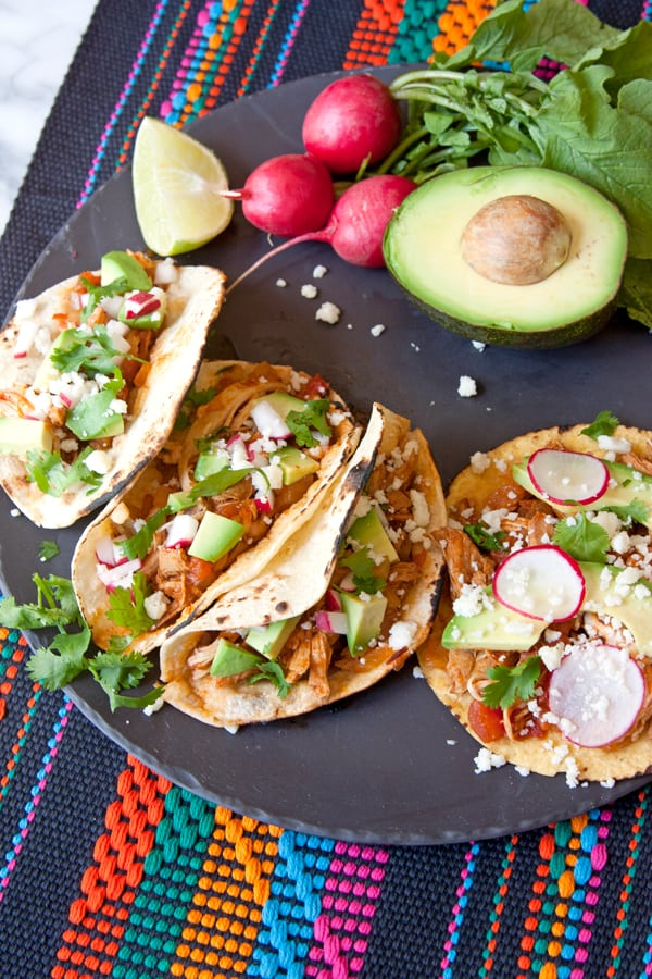 How to Make Chicken Tinga (Shredded Spicy Chicken)