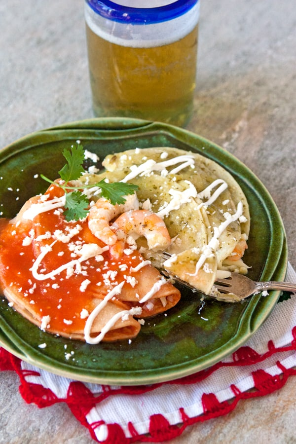 mexican-indepenence-day-enchiladas