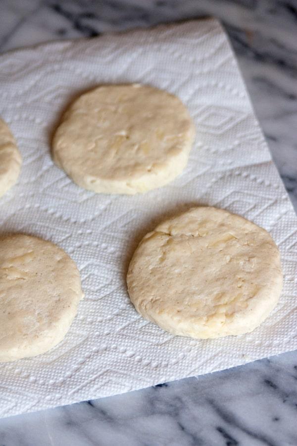 arepa-dough