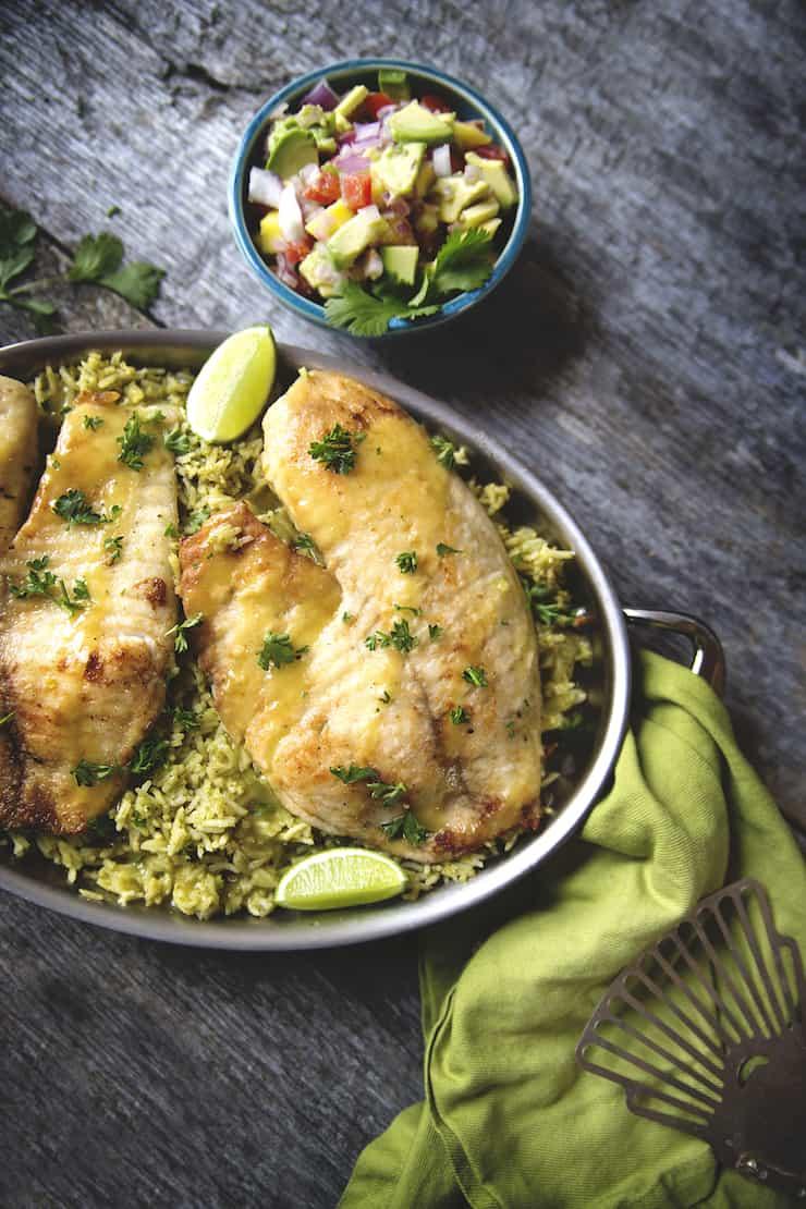Lent fish dish