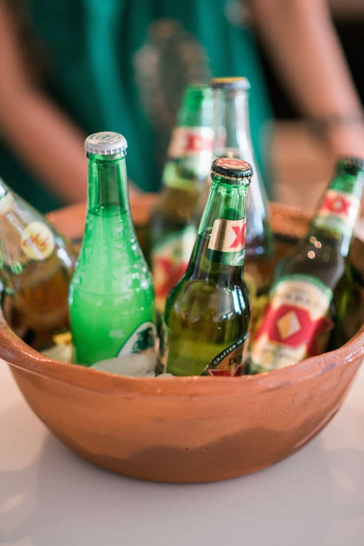 Mexican drink beer