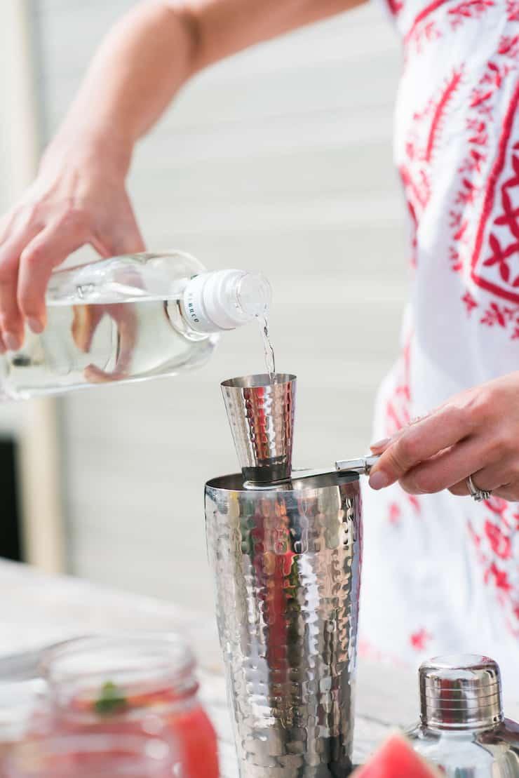 Exotico cocktail