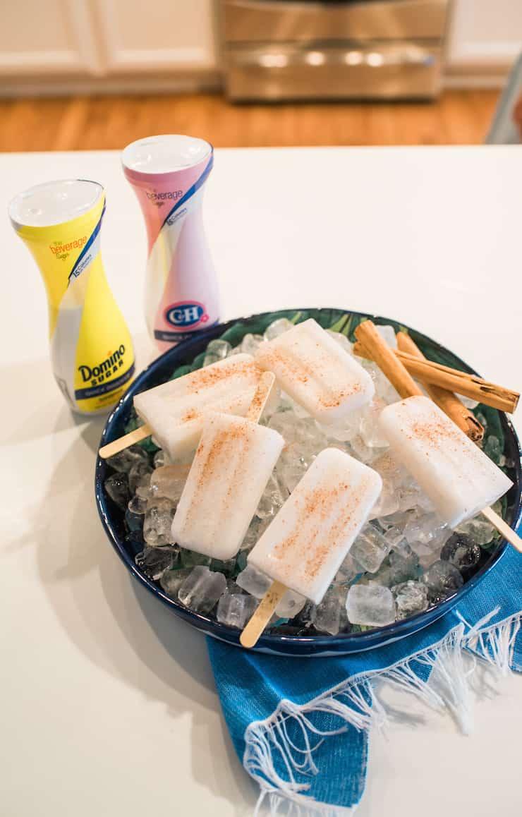 Popsicles paletas ice pops