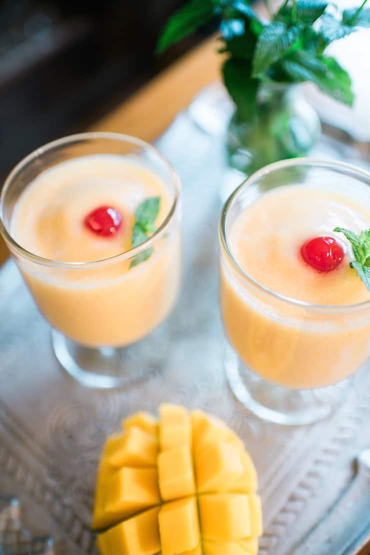Mango Colada - Muy Bueno Cookbook