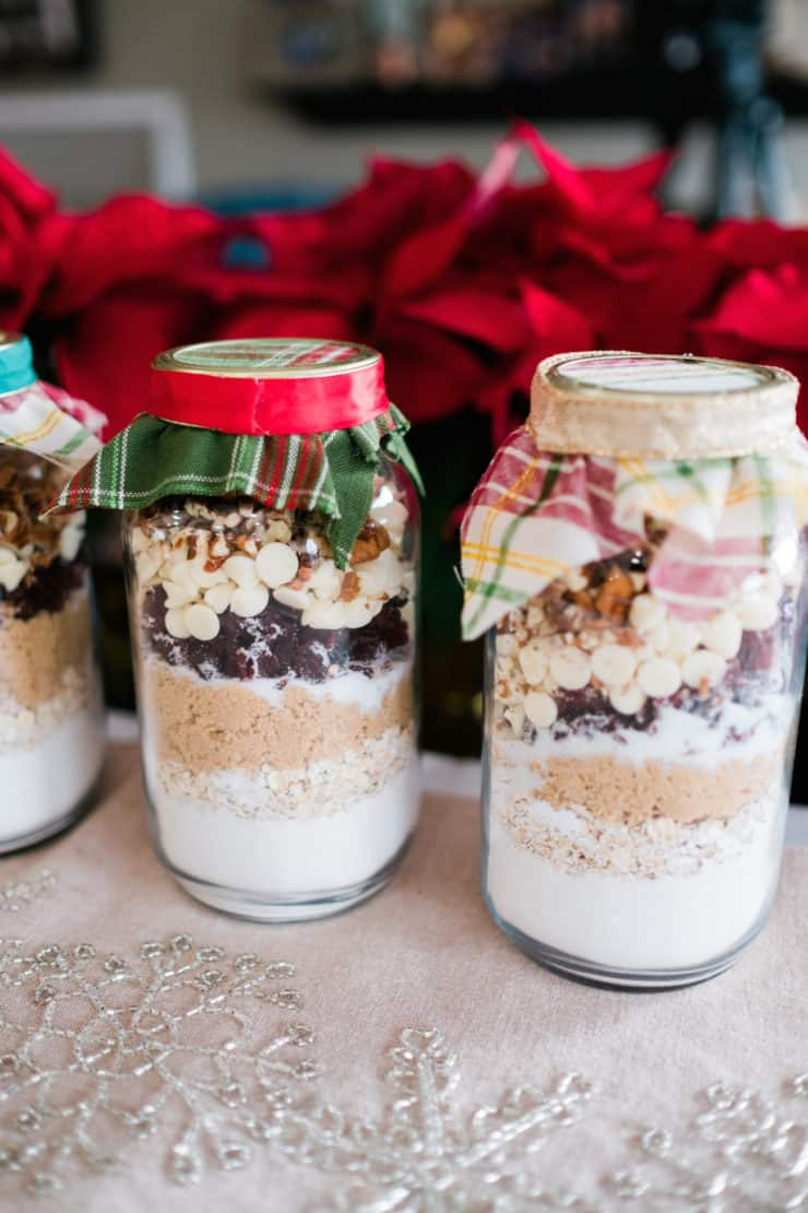 Cranberry Hootycreeks Cookie Mix In A Jar Muy Bueno Cookbook