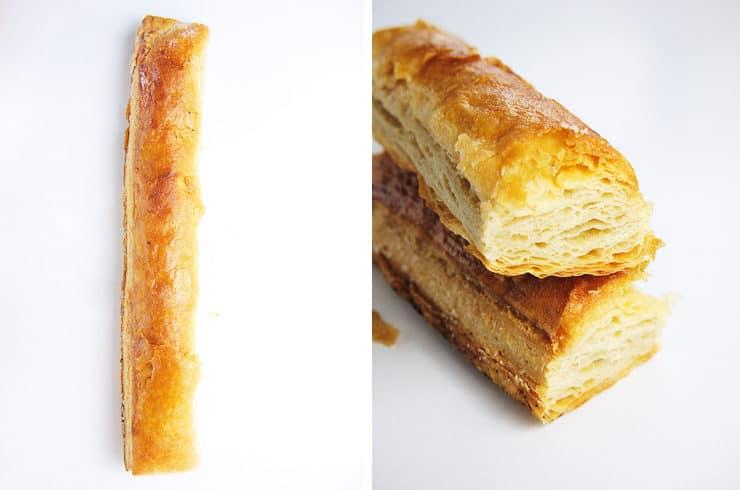 Banderilla pan dulce sweet bread