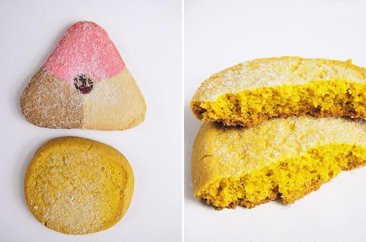 Polvorones pan dulce