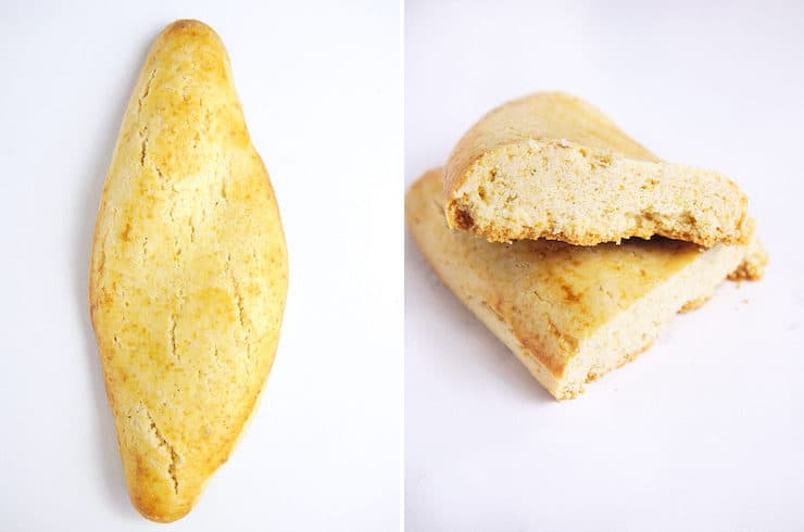 Gendarme pan dulce Mexican sweet bread