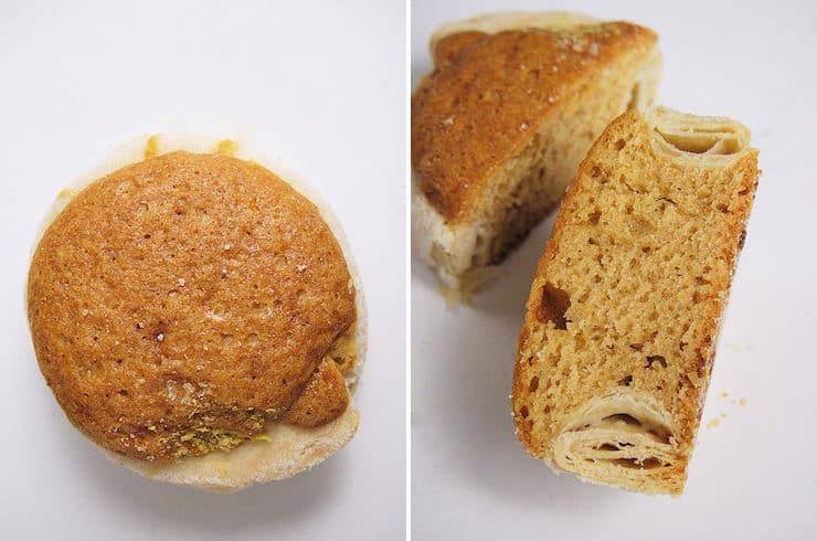 Ojo de Buey pan dulce Mexican sweet bread