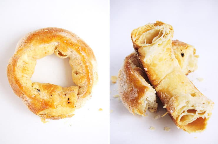 Rosca Apastelada pan dulce