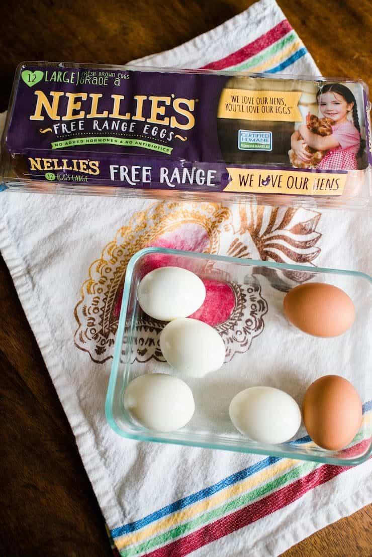 Nellies Free range eggs