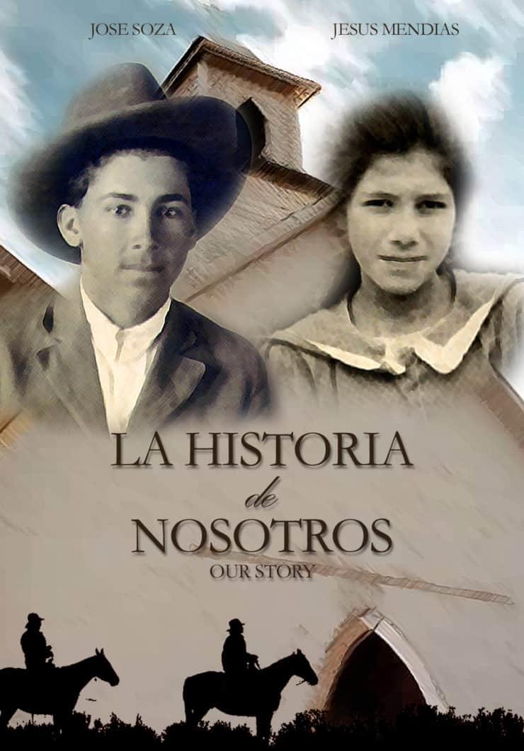 La Historia de Nosotros DVD cover