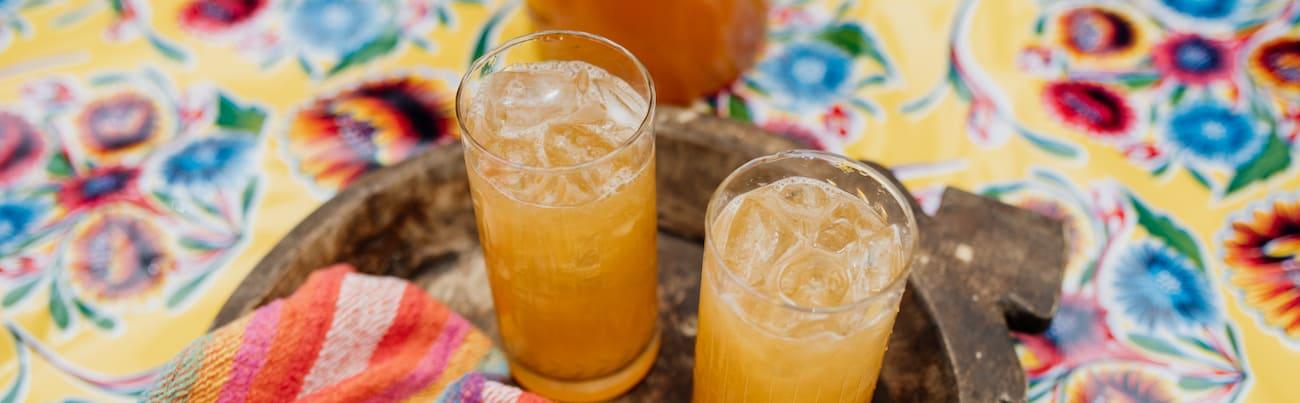 Agua de Melón (Melon Water)