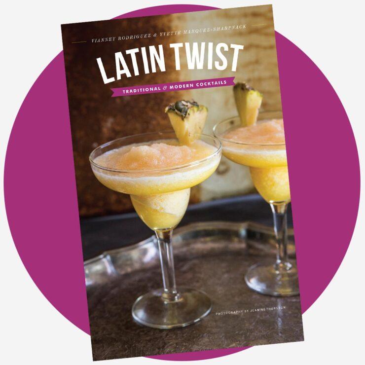 Latin Twist Cookbook Cover